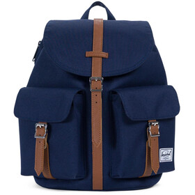 Herschel Dawson XS Backpack Peacoat/Tan